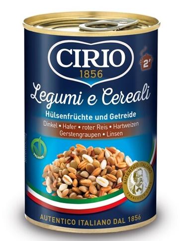 Legumi e Cereali: 5 cereali Cirio 400 gr.