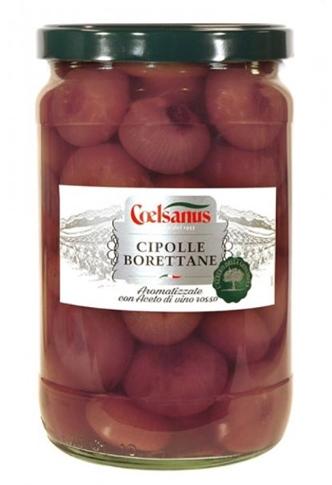 Cipolline borettane Coels. vaso kg. 1.630