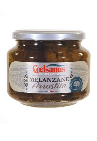 Melanzane arrostite Coelsanus vas. Gr. 330