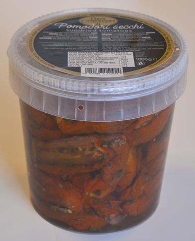 Pomodori secchi Kg 1 Ortoconserviera
