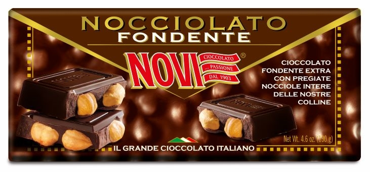 Tavoletta Novi nocc fondente 130 gr.