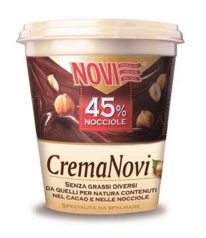 Crema spalmabile Novi gr. 200