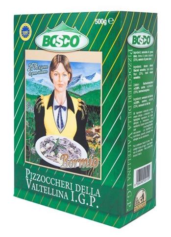 Pizzoccheri Valtellina gr.500