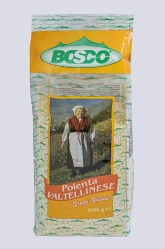 Farina polenta valtellina kg.1