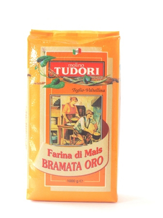 Farina polenta bramata kg.1