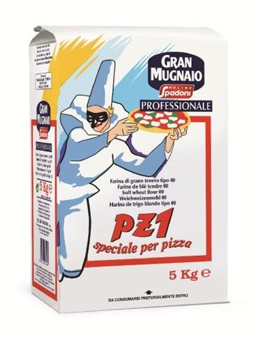 Farina per Pizza al taglio PZ1 kg.5