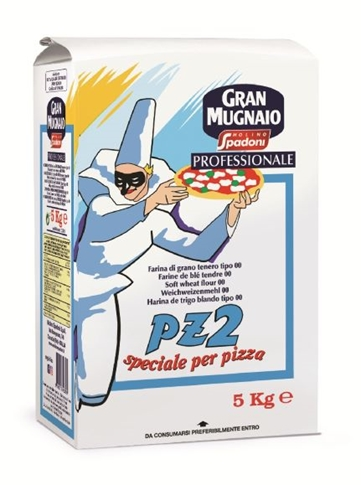 Farina per Pizza veloce PZ2 kg.5