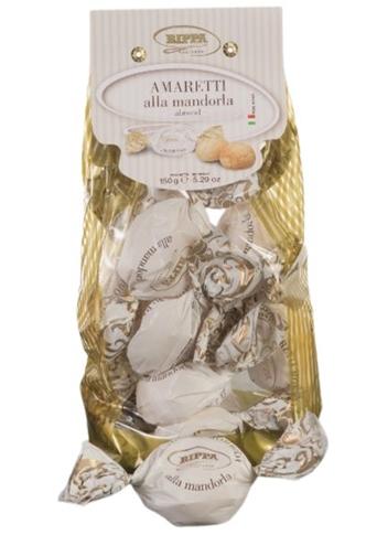 Amaretti morbidi Pendaglio Fiocco gr. 150 Rippa