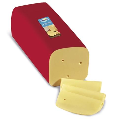 Edamer 40% formaggio per toast kg.3 ca.