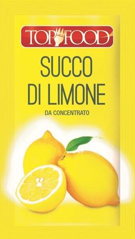 Succo di limone Monodose Kg 1.5 (300x5ml.)
